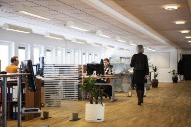 kantoorvloeren