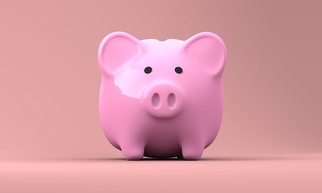 geld lenen spaarpot