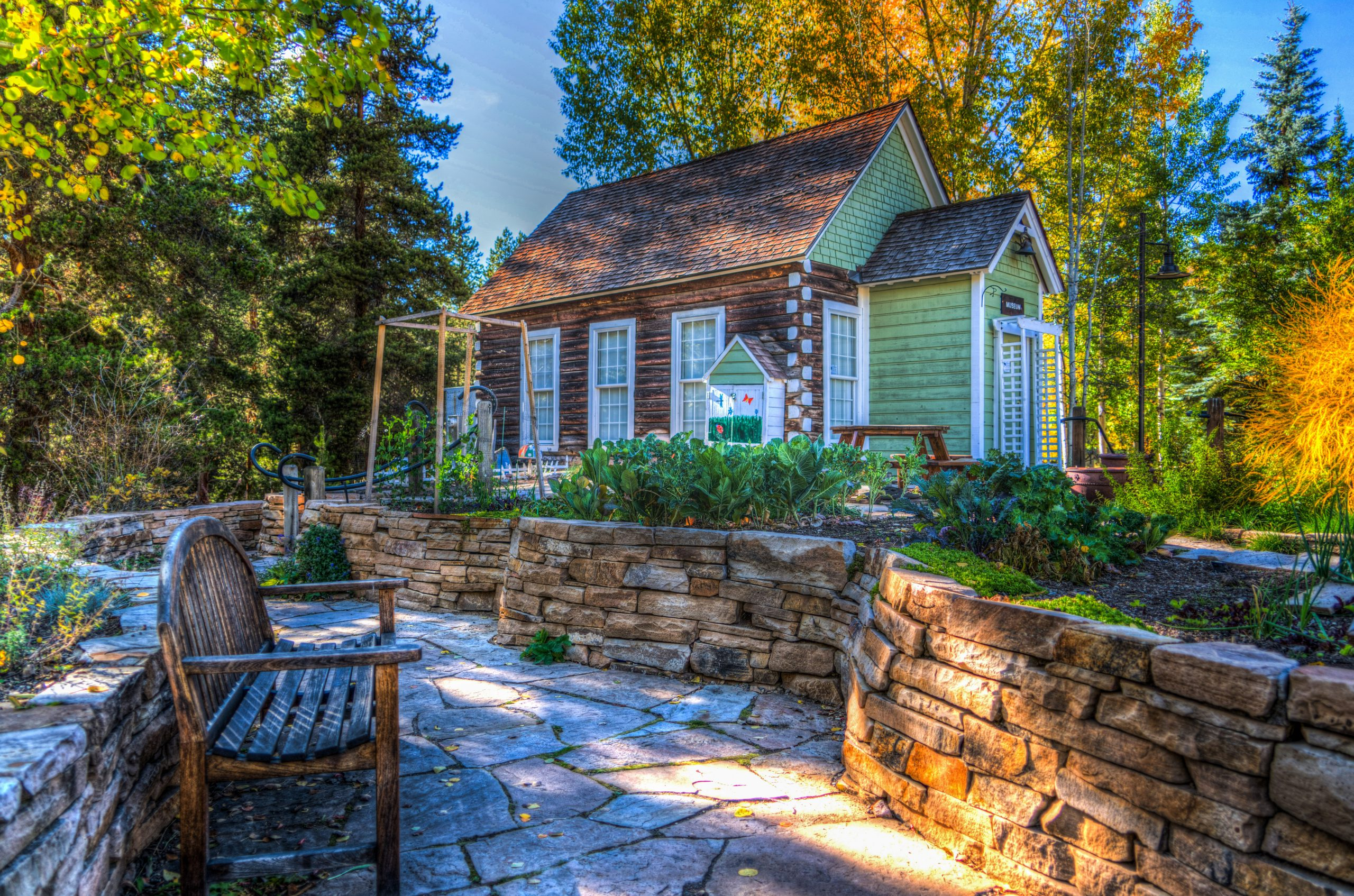 brown-and-white-wooden-house-on-green-forest-206673 (2)